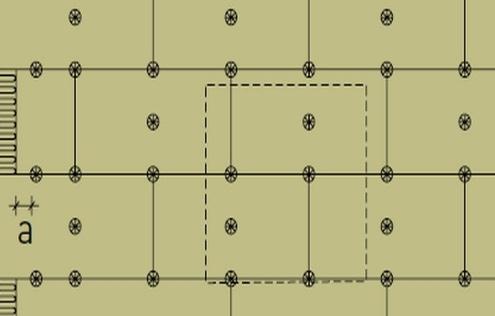 Dübelschema für WDVS-Dübel bis 20 m Gebäudehöhe