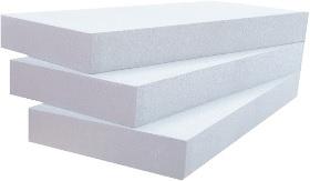 Kategorie- / Produktbild: EPS Fassadendämmplatte - WLG 035