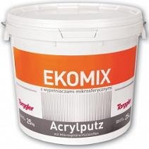 Kategorie- / Produktbild: Acryl- / Dispersion Scheibenputz (Eimerware)
