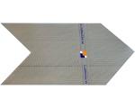 Produktbild: Gewebepfeile für Diagonalarmierung