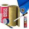 Produktbild: Komplettpaket Rockwool TOPROCK 035