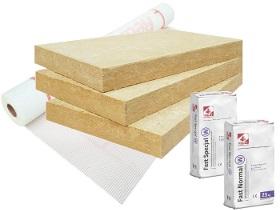 Produktbild: Basispaket StoneWool 035<sup>®</sup> - 4 Produkte