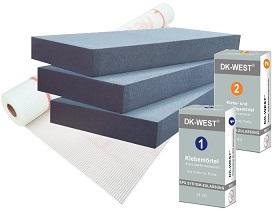 Kategorie- / Produktbild: Basispaket EPS mit NEOPOR - WLG 032 - 4 Produkte