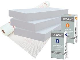 Kategorie- / Produktbild: Basispaket EPS - WLG 035 - 4 Produkte