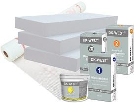 Kategorie- / Produktbild: Komplettpaket EPS - WLG 035 - 8 Produkte