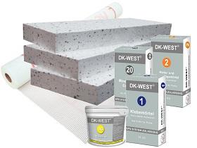 Kategorie- / Produktbild: Komplettpaket EPS - WLG 040 - 8 Produkte