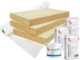 Kategorie- / Produktbild: Komplettpaket StoneWool 035<sup>®</sup> - 8 Produkte